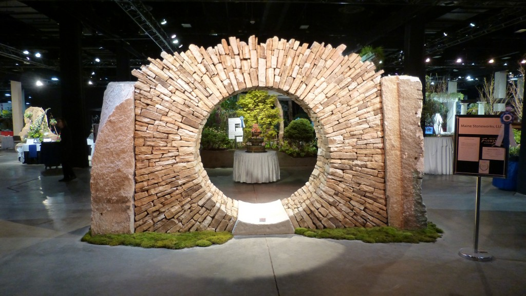 2015 Boston Flower & Garden Show
